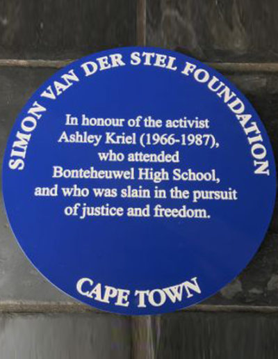 Bonteheuwel High School