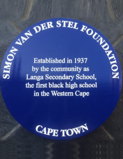 Langa Secondary School