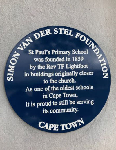 St Paul's Primary School